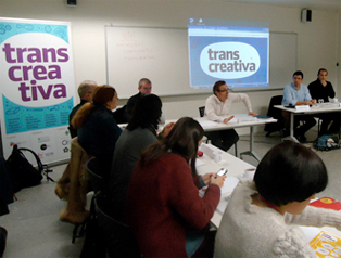 Transcreativa Project working group